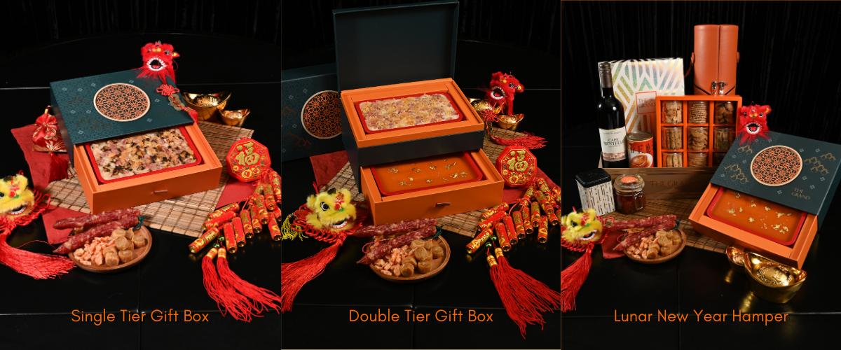 CNY Pudding Gift Box